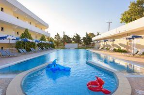 Vacances Rhodes: Hôtel Memphis Beach