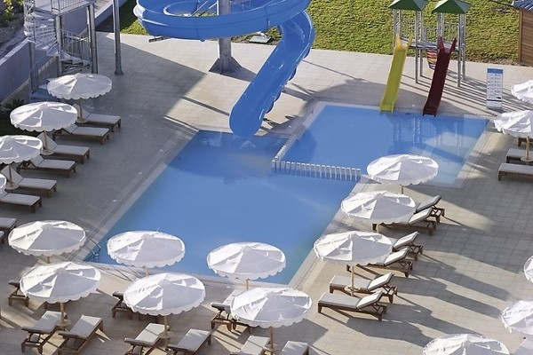 Piscine - Hôtel Mitsis Alila Resort & Spa 5* Rhodes Grece