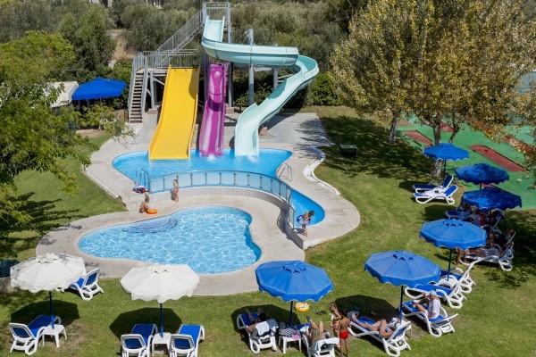 Piscine - Hôtel Mondi Club Dessole Lippia Golf Resort 4* Rhodes Grece