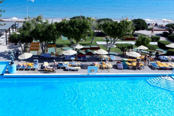 Piscine - Hôtel Mondi Club Sunshine Rhodes 4* Rhodes Grece