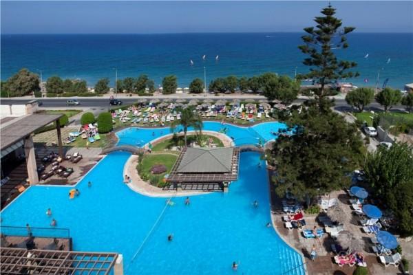 Piscine - Hôtel Oceanis 4* Rhodes Grece
