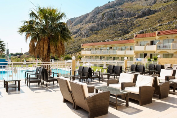 Piscine - Hôtel Ôclub Experience Kolymbia Star 4* Rhodes Grece