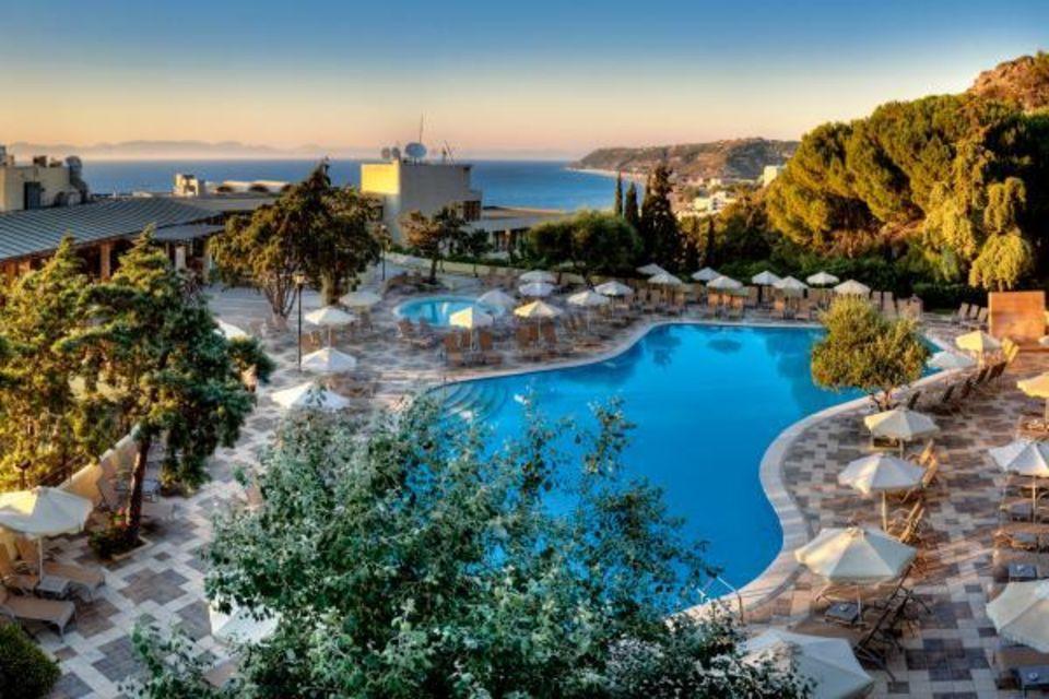 Hôtel Rhodes Bay Hotel & Spa Rhodes Iles Grecques