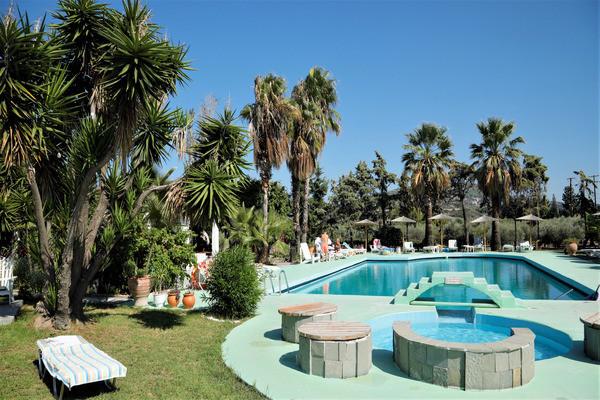 Piscine - Hôtel Rhodian Sun 3* Rhodes Grece