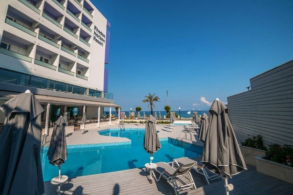 Piscine - Hôtel Rhodos Horizon 4* Rhodes Grece