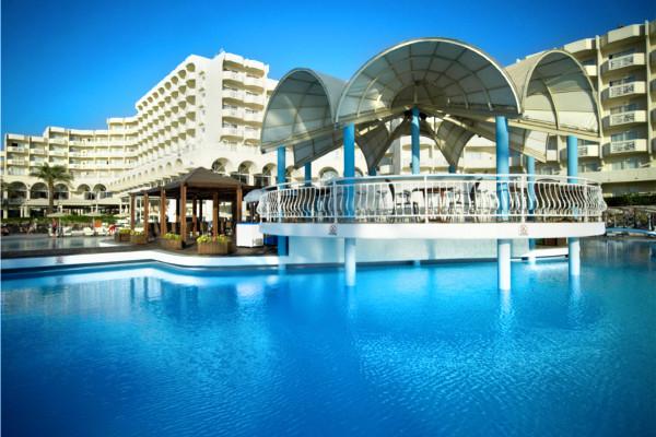 Bar piscine - Rodos Palladium