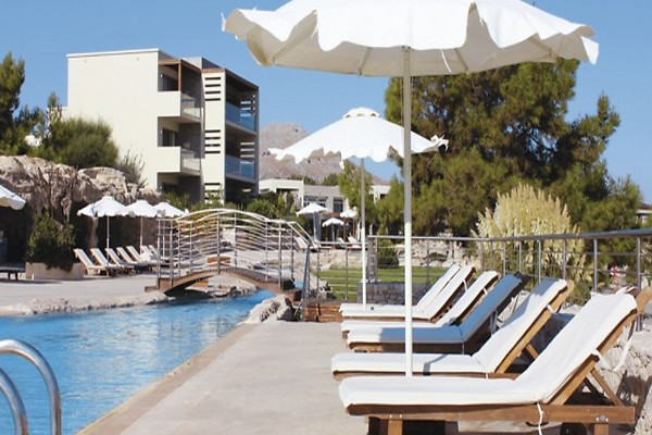 Piscine - Hôtel Sentido Port Royal Villas & Spa 5* Rhodes Grece