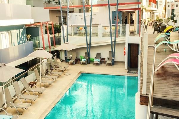 Piscine - Hôtel Smartline Semiramis 4* Rhodes Grece
