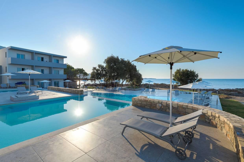 Piscine - Hôtel Sunrise 3* Rhodes Grece