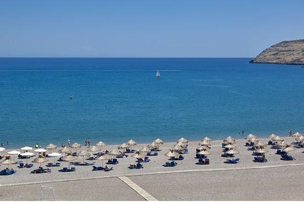 Plage - Hôtel TUI Sensimar Lindos Bay Resort & Spa 4* Rhodes Grece