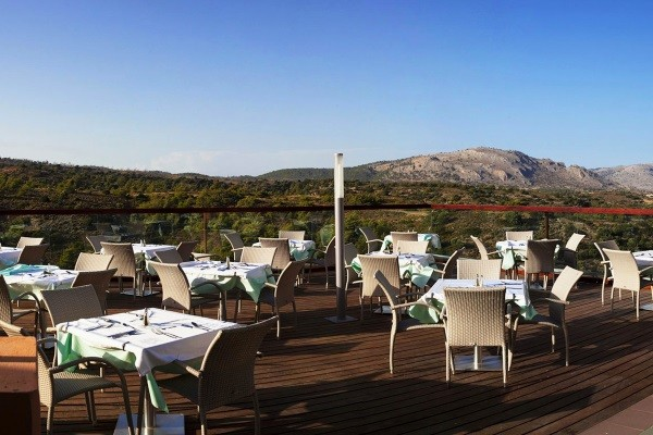 Restaurant - Club Lookéa Princess Sun 4* Rhodes Grece