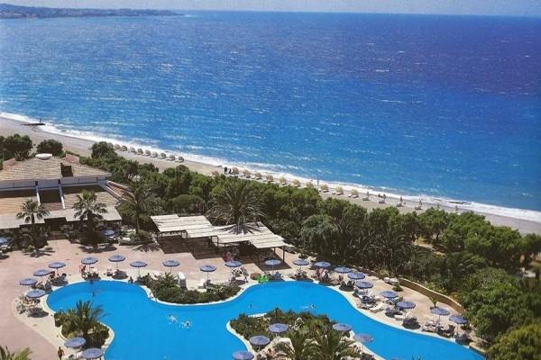 Vue panoramique - Hôtel Akti Imperial Deluxe Spa Resort 5* Rhodes Grece