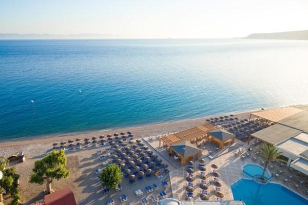 h tel avra beach rhodes grece partir pas cher. Black Bedroom Furniture Sets. Home Design Ideas