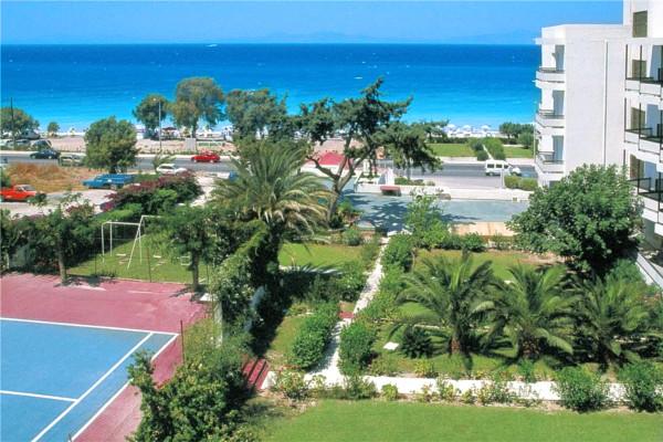 Vue panoramique - Belair Beach 4* Rhodes Rhodes