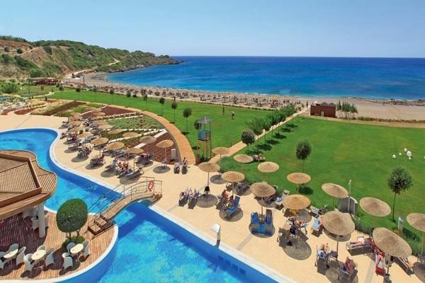 Vue panoramique - Hôtel Elysium Resort & Spa 5* Rhodes Grece