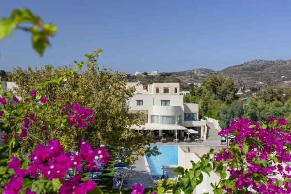 Vue panoramique - Hôtel Mondi Club Dessole Lippia Golf Resort 4* Rhodes Grece