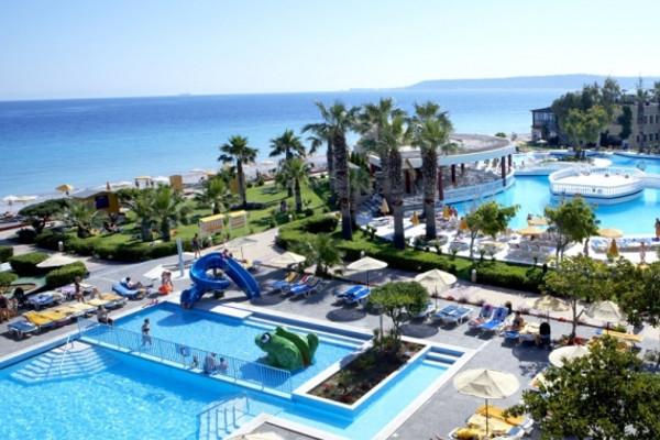 Vue panoramique - Hôtel Mondi Club Sunshine Rhodes 4* Rhodes Grece