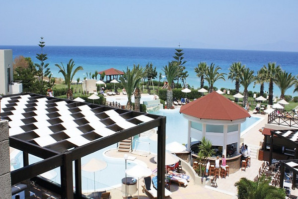 Vue panoramique - Hôtel Sentido Ixian All Suites 5* Rhodes Grece