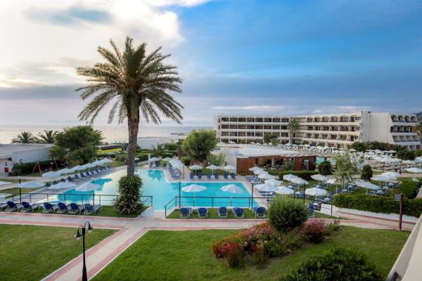 Vue panoramique - Hôtel Smartline Cosmopolitan 4* Rhodes Grece