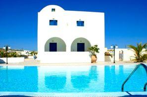 Grece-Santorin, Hôtel Blue Bay Villas 4 clés