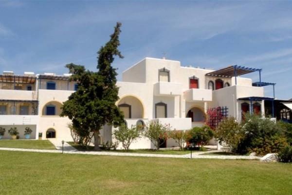 Autres - Hôtel Albatross 3* Santorin Grece