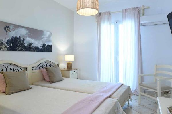 Chambre - Hôtel Asteras Paradise 4* Santorin Grece