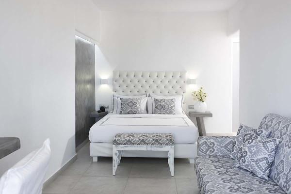 Chambre - Hôtel Kalisti & Suites 4* Santorin Grece
