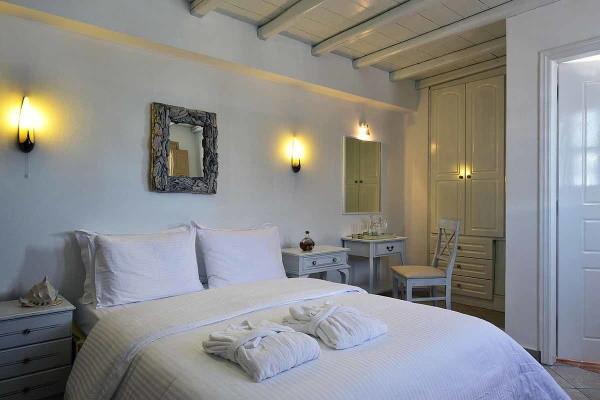 Chambre - Hôtel Kallisti 4* Santorin Grece