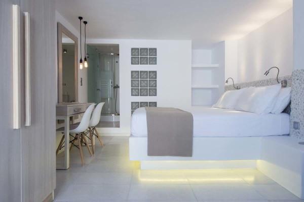 Chambre - Hôtel Kanale's 4* Santorin Grece