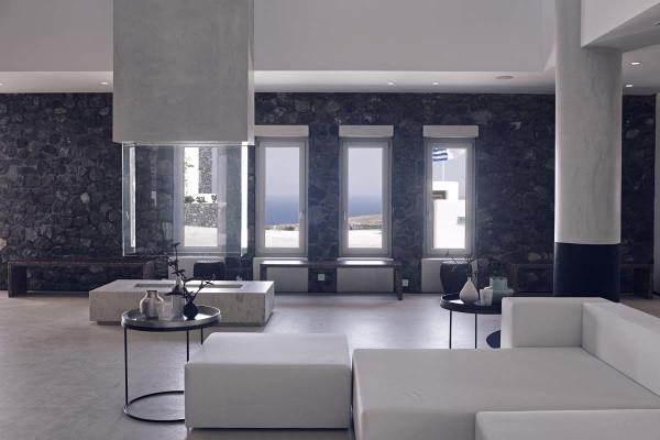 Chambre - Hôtel Santo Maris Oia Luxury Suites & Spa 5* Santorin Grece