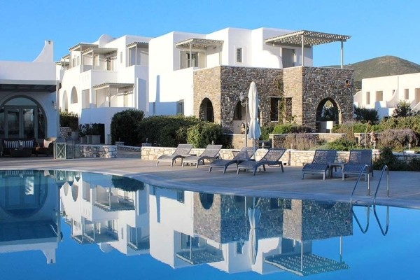 Piscine - Hôtel Saint Andrea Seaside Resort 4* Santorin Grèce : Les Cyclades