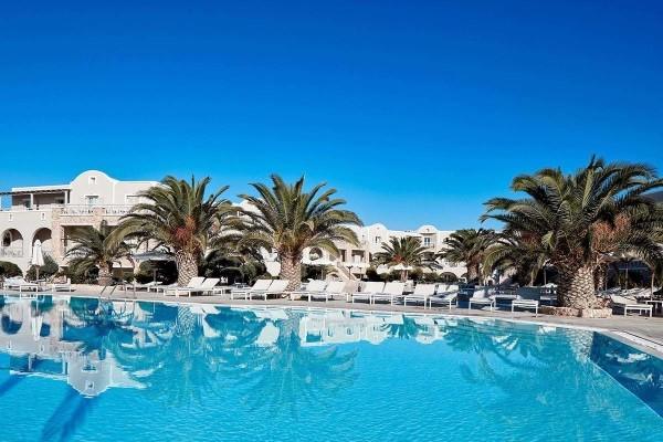 Piscine - Santo Miramare Resort
