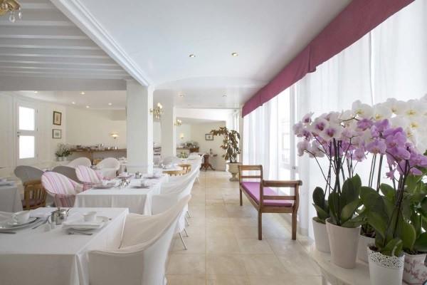 Restaurant - Hôtel Dorion 4* Santorin Grece