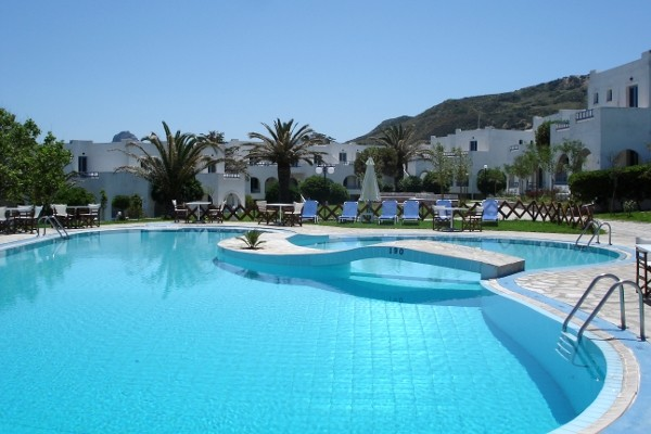 Piscine - Club Skiros Palace 3* Skyros Grece