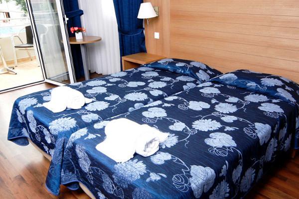 Chambre - Hôtel Poseidon Palace 4* Thessalonique Grece