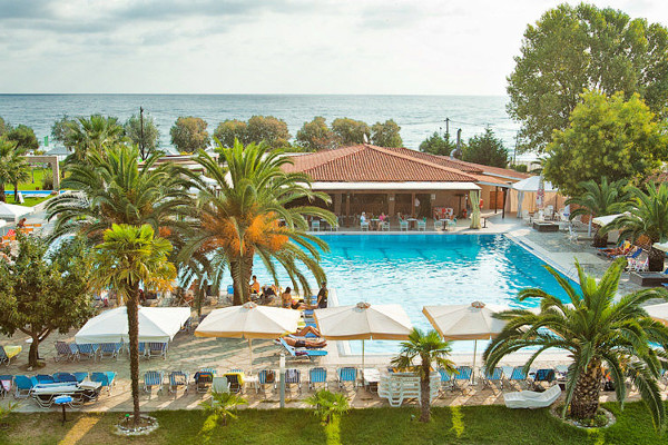 Piscine - Club Club Coralia Poseidon Palace 4* Thessalonique Grece