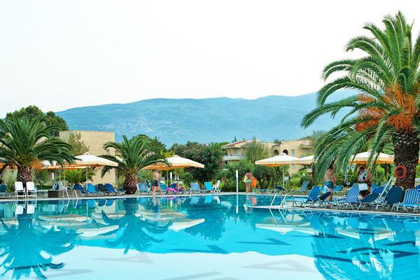 Piscine - Club Coralia Poseidon Palace 4* Thessalonique Grece