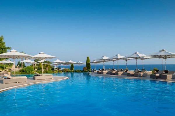 Piscine - Hôtel Ikos Oceania 5* Thessalonique Grece