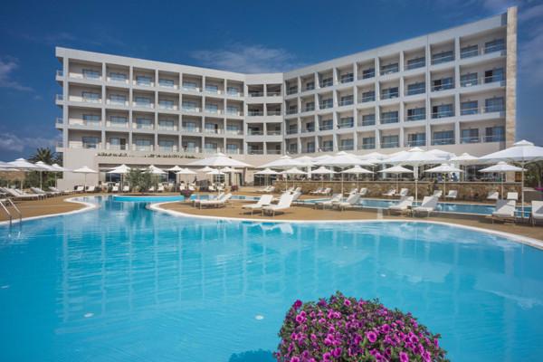 Piscine - Hôtel Ikos Olivia Luxe 5* Thessalonique Grece