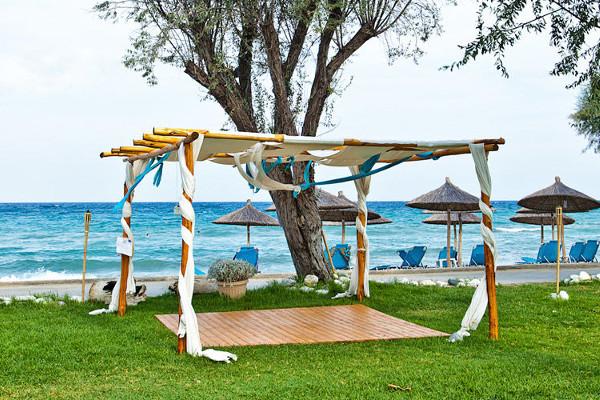 Plage - Club Coralia Poseidon Palace 4* Thessalonique Grece