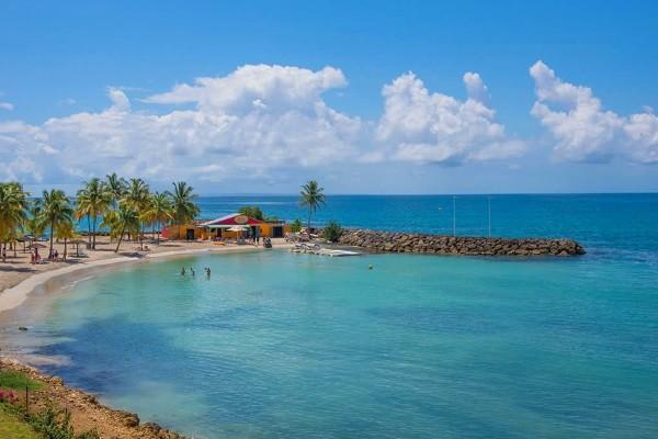 Autres - Combiné hôtels 2 îles - Guadeloupe et Martinique : Karibea Clipper et Karibea Amandiers 3* Pointe A Pitre Guadeloupe