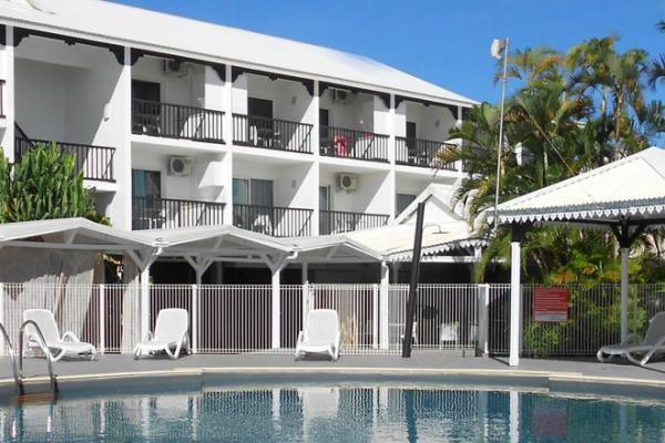 Autres - Hôtel Bwa Chik 3* Pointe A Pitre Guadeloupe