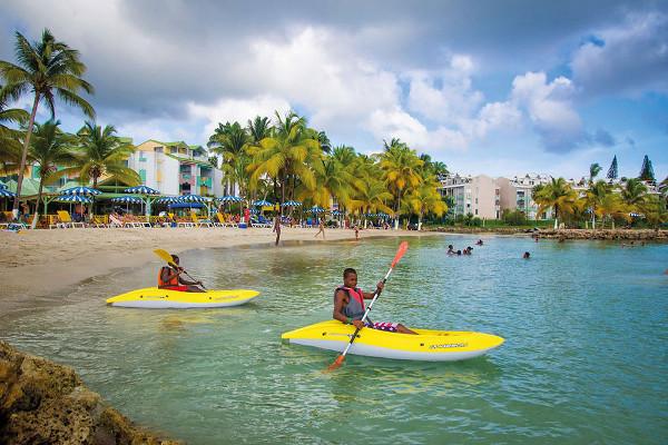Autres - Hôtel Canella Beach 3* Pointe A Pitre Guadeloupe
