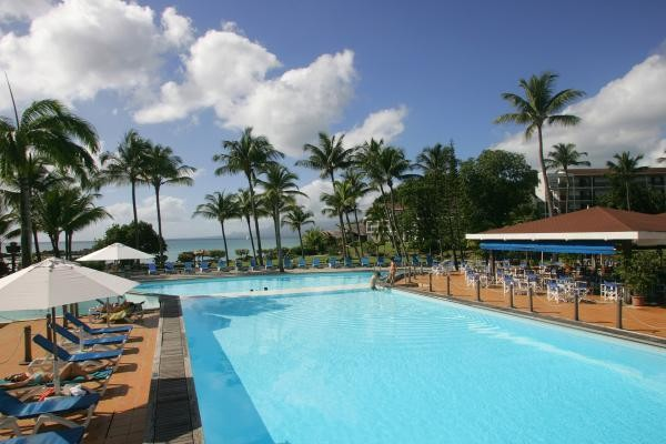 H tel la cr ole beach h tel et spa gosier guadeloupe fram for Hotels guadeloupe