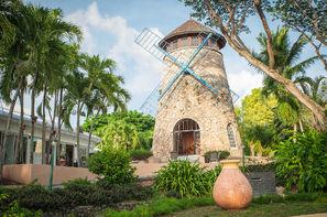 Guadeloupe-Pointe A Pitre, Hôtel Le Relais du Moulin