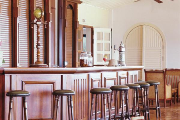 Bar - Hôtel Auberge De La Vieille Tour 4* Pointe A Pitre Guadeloupe
