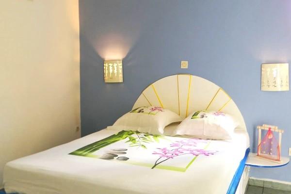 Chambre - Hôtel Berceuse Créole Pointe A Pitre Guadeloupe