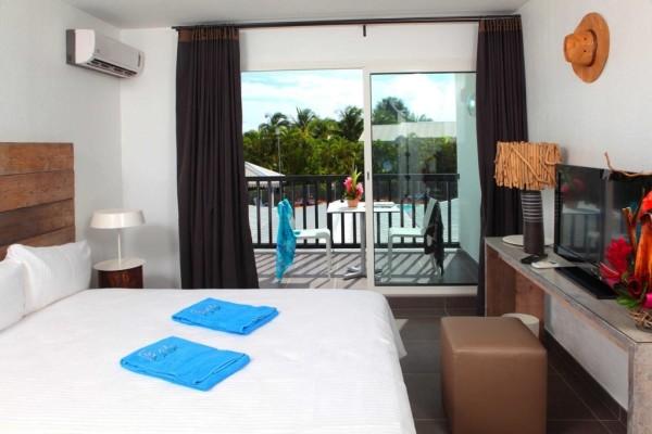 Chambre - Bwa Chik & Golf 3* Pointe A Pitre Guadeloupe