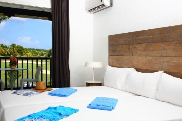 Chambre - Hôtel Bwa Chik 3* Pointe A Pitre Guadeloupe