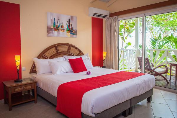 Chambre - Hôtel Le Relais du Moulin 4* Pointe A Pitre Guadeloupe